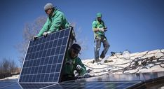 Albuquerque, New Mexico's largest city, aims to get 25% of its energy from solar power by 2025.
