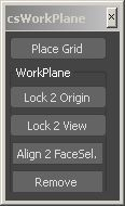 This is a collection of macro script relate to construction plane. It started as an implementation of Modo's work plane. It includes the following four scripts.