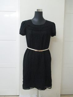 Preloved Ladies Dress Short Sleeve Dresses, Fashion Outfits, Lady, Shopping, Fashion Suits, Dressy Outfits