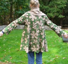 Looking for sewing project inspiration? Check out natalie chanin class jacket by member callievel.