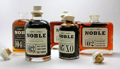 THEHANSENFAMILY: NOBLE HANDCRAFTED TONICS