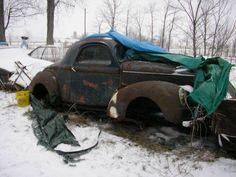 41 Willys Coupe Steel Body With History For Sale Auto S