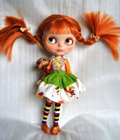 Pippi Long Stocking, #Blythe