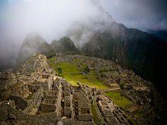Machu Picchu, Peru (photo by Wanaku)
