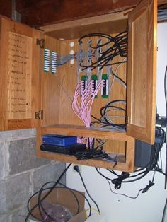 coax, cat5, fiber optic what wires will make your home future fiber optic power cord coax, cat5, fiber optic what wires will make your home future proof? networking pinterest fiber optic, future and house