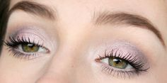 Soft, pink, cool-toned look. Created with the Clinique The Nutcracker Act I palette.