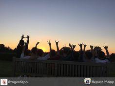 Terminando el día con otra foto de los Madriluña Crew de Epsom SPORTS que tantas fotos buenas nos dan cada día #WeLoveBS