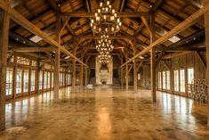 Hidden River Ranch Weddings & Events - Barn - Rustic and Elegant Texas Hill Country Wedding Venue