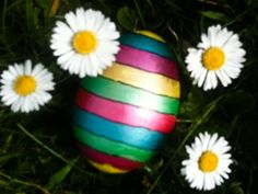A feast for the eyes #Easter #Netmums #painted #egg