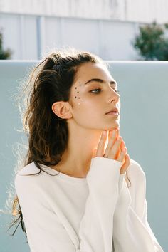 Amelia Zadro for Sneaky Mag by Eddie New