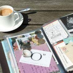 #design3000 Das Trip Book - Sammelalbum für Urlaubserinnerungen.