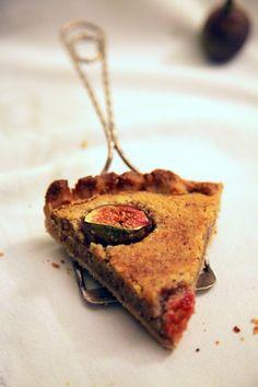 Winterliche Feigentarte / fig tarte