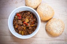 Slow Cooker Sloppy Joes from Food Bloggers (From scratch ingredients, no canned soup) | Slow Cooker from Scratch®