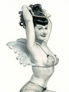 Bettie by Olivia De Berardinis