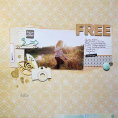 http://scrapfellow.com/free-scrapbook-inspiracio/  Mounier Noémi - Free scrapbook layouts