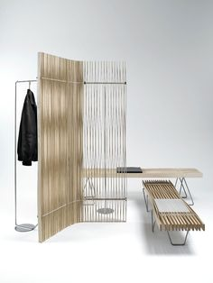 www.atelier-oi.ch: bench seat and perfect legs to match the top