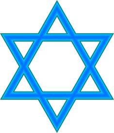 Star, Religious, Hebrew, Jewish