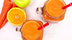 Smoothie de manzana y zanahoria 03