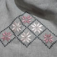 Discover thousands of images about Crossstitch kanaviçe kanavice. Made by kanaviceterapidir Hardanger Embroidery, Cross Stitch Embroidery, Embroidery Patterns, Bargello, Drawn Thread, Cross Stitching, Crochet, Needlepoint, Bohemian Rug