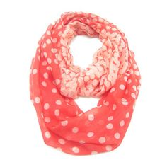 Shop for Le Nom Fading Polka-dot Infinity Scarf. Free Shipping on orders over $45 at Overstock.com - Your Online Accessories Outlet Store! Get 5% in rewards with Club O!