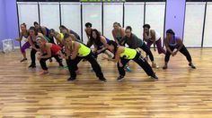 """""""BEG FOR IT"""" by Iggy - Choreo by Kelsi for Club FITz  Good leg and butt song.  Workin' it!"""