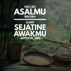 10 Bijak Jawa Ideas In 2020 Java Quotes Quotes Lucu Islamic Quotes
