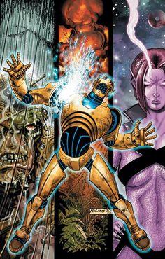 Robot Man DC Comics | My Greatest Adventure 2 Doom Patrol Robotman DCR