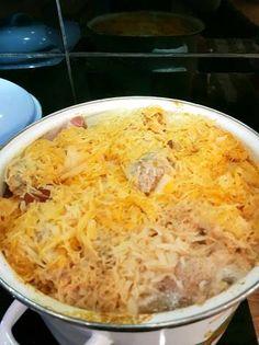 Töltött káposzta Macaroni And Cheese, Ethnic Recipes, Food, Mac And Cheese, Essen, Meals, Yemek, Eten