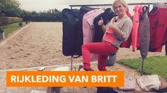Rijkleding van Britt   PaardenpraatTV