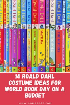 School and nursery dress up days can be stressful! Theses 14 Roald Dahl costume ideas for World Book Day on a budget will help your out! Parenting Teens, Good Parenting, Parenting Hacks, Money Plan, Money Tips, Roald Dahl Dress Up, World Book Day Ideas, The Twits, Celebration Day