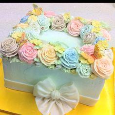 Flower cake!