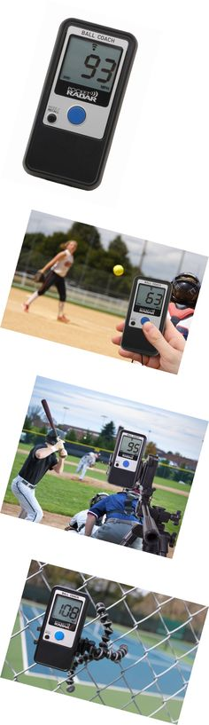 Radar Guns and Speed Sensors 73916: Pocket Radar Ball Coach / Pro-Level Speed Training Tool And Radar Gun BUY IT NOW ONLY: $389.81