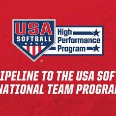 USA Softball's High Performance Program Provides Equal Opportunity • D1Softball Fastpitch Softball, Softball Players, Central California, Central Florida, Kids Moves, South Texas, Equal Opportunity, How Do I Get, Team Usa
