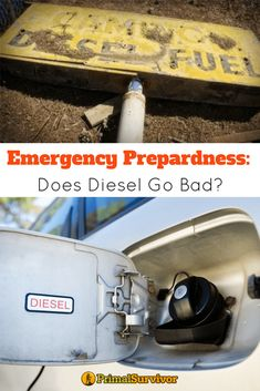 If an emergency strikes, you will need fuel for things like your generator or your bug out vehicle. Compared to gasoline storage, diesel fuel lasts much longer and is easier to store. However, just like gasoline, diesel fuel will go bad.  With the right diesel storage methods though, you can make your diesel fuel last much longer.#dieselstorage #gasolinestorage #shtf #fuelstorage #emergencypreparedness #survivalist #prepper #primalsurvivor