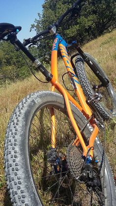 MTB 27.5 plus   HBM Bike Factory  Arquata Scrivia (AL) Italy