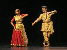 """Kathak is among the six major classical dances of India and one of the most dynamic theater arts in the world. The word Kathak is derived from katha, meaning """"the art of storytelling."""" It is also synonymous with the community of artists known as Kathakas whose hereditary profession it was to narrate history while entertaining. With dance, music and mime these storytellers of ancient India would bring to life the great scriptures and epic so ancient times, especially the great Indian epics."""