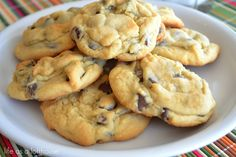 Chocolate Chip Pudding Cookies (from Kat)