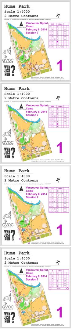 Orienteering event taking place: February 2014 - February 2014 Orienteering is an exciting sport for all ages and fitness levels that involves reading a detailed map and using a compass to find checkpoints. Contour, Vancouver, Race 3, February 9, Maps, Camping, Contouring, Campsite, Cards