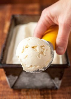 How To Make No-Cook, No-Churn, 2-Ingredient Ice Cream — Cooking Lessons from The Kitchn