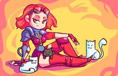 Anime, MTG, Cats... : Photo