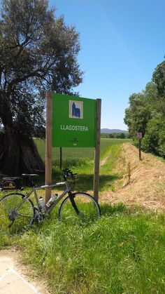 Sunny Llagostera in Catalonia, Spain #bicycle #travel  [photo by traveler W. Strickland]