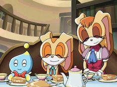 Cream the Rabbit (Sonic X)/Gallery Hedgehog Art, Sonic The Hedgehog, Sonic Free Riders, Spiderman 2002, Cream Sonic, Sonic & Knuckles, Sonic Underground, Sonic Heroes, Sonic Franchise
