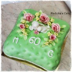 pillow cake, torta cuscino