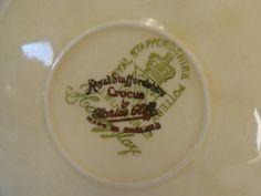 Clarice Cliff Crocus Spring Trio Tea Cup Saucer Plate   Collectables   Gumtree Australia Salisbury Area - Para Hills West   1077539596