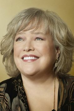 Kathy Bates - how beautiful she looks in this photo.