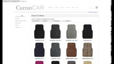 How to order custom car mats on CurranCAR.com Custom Car Mats, Custom Cars, Luxury Cars, Personal Style, Bespoke Cars, Fancy Cars, Car Tuning, Pimped Out Cars, Exotic Cars