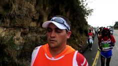 Day 11 of the Unogwaja Challenge is one filled with emotions as the team tackle the ultimate Human Race - The Comrades Marathon! (You Tube)