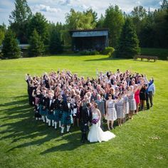 Today's real wedding comes to us from Amir of Kandid Weddings Photography based in Ontario, Canada! Here's what Amir has to say about the wedding: Jessica and Scott had a Scottish wedding at Beantown Ranch near Ottawa, Ontario. There was a beautiful outdoor ceremony followed by a reception and a first dance on a private… Continue reading →