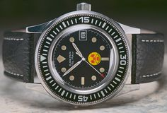 My Holy Grail...a vintage Blancpain Fifty Fathoms. One day...