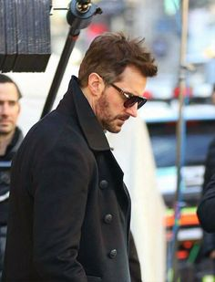 Morning hair included. He's gorgeous! Richard Armitage